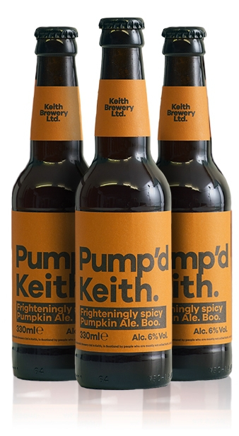 Pump'd Keith by Keith Brewery
