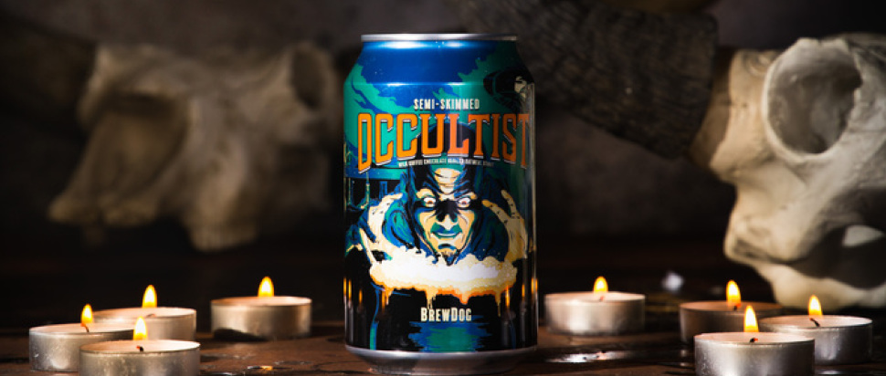 Semi-Skimmed Occultist by Brewdog