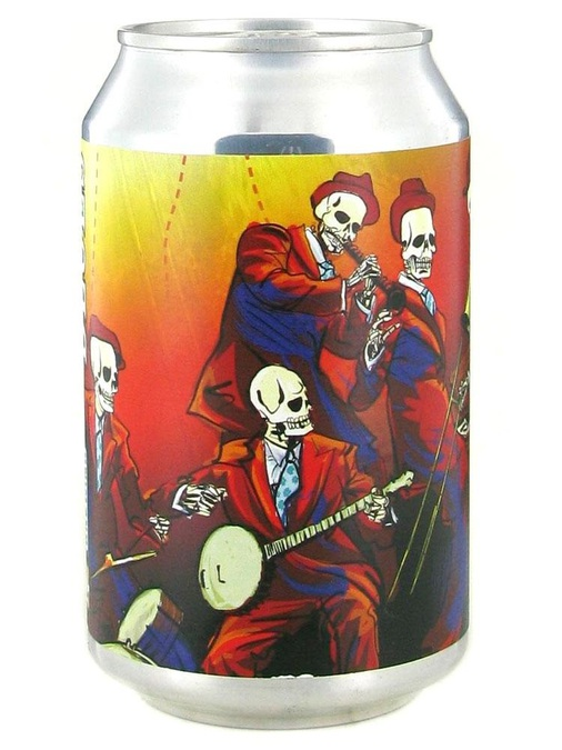 Skeleton Blues by Stewart Brewing