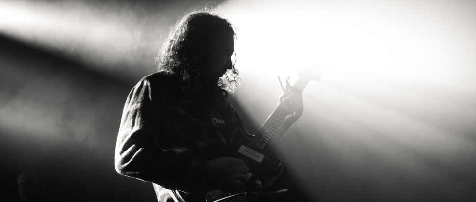 The War on Drugs live at The Barrowlands, Glasgow