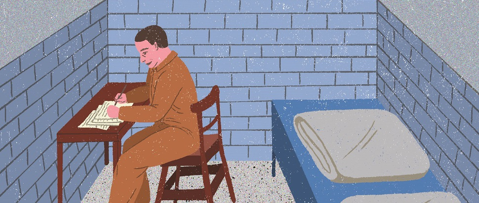 San Quentin's Forgotten Prison Poet