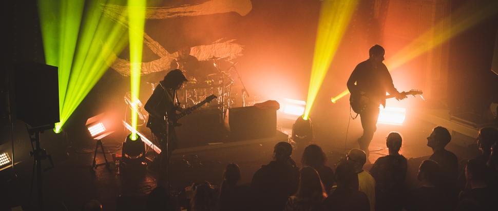 My Vitriol live at NEHH Summerhall, Edinburgh