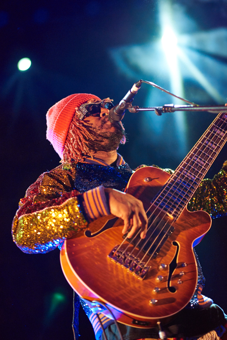 Thundercat live at The O2 ABC, Glasgow