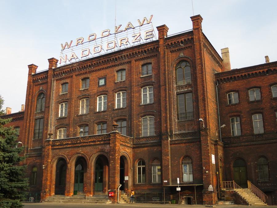 Nadodrza, Wroclaw