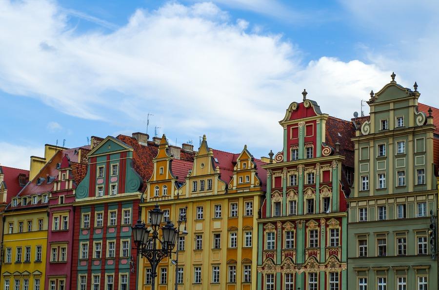 Rynek Square, Wroclaw