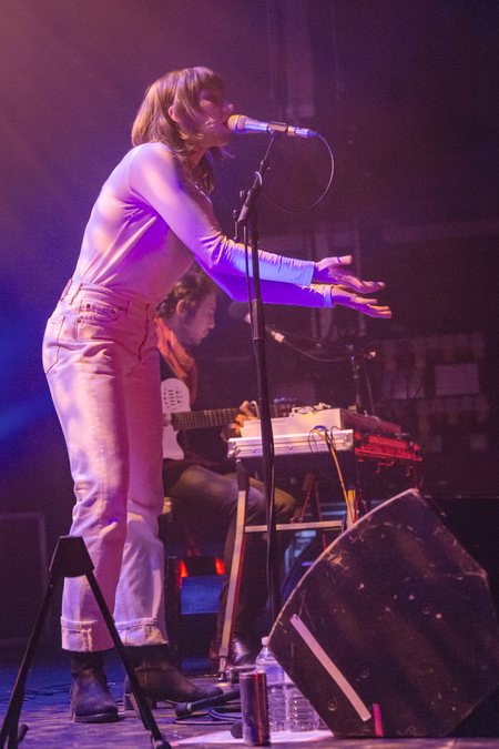 Aldous Harding live at The Art School, Glasgow