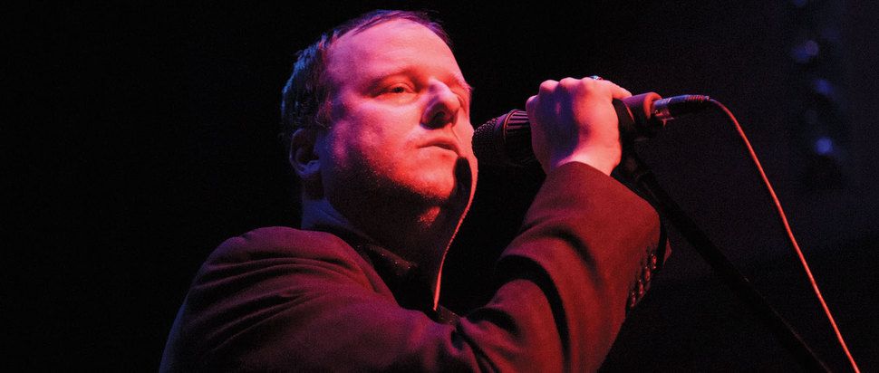 Protomartyr live at CCA, Glasgow