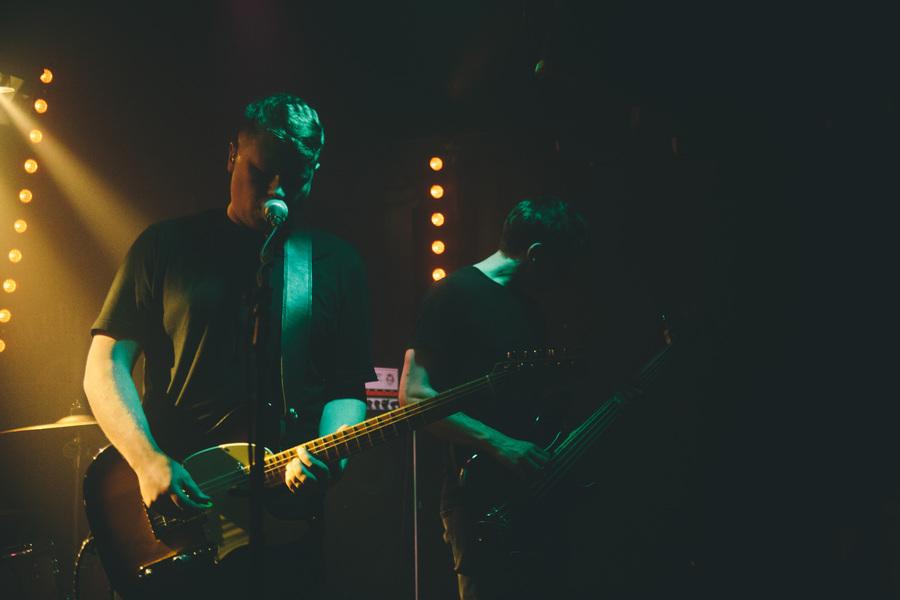 We Were Promised Jet Packs live at Sneaky Pete's, Edinburgh