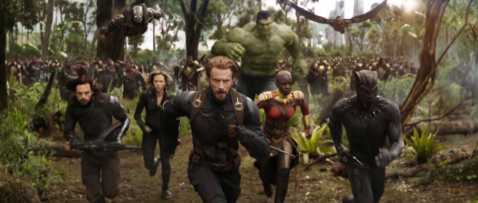 Avengers: Infinity War (Part I)