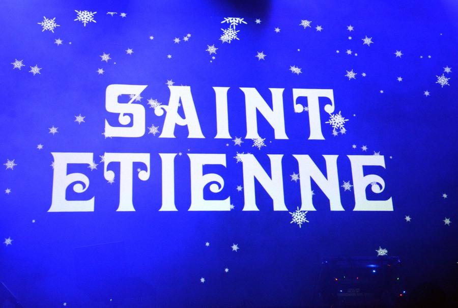 Saint Etienne credit James Fry Photography