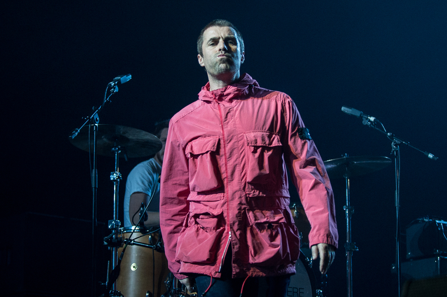 Liam Gallagher live at the SSE Hydro, Glasgow