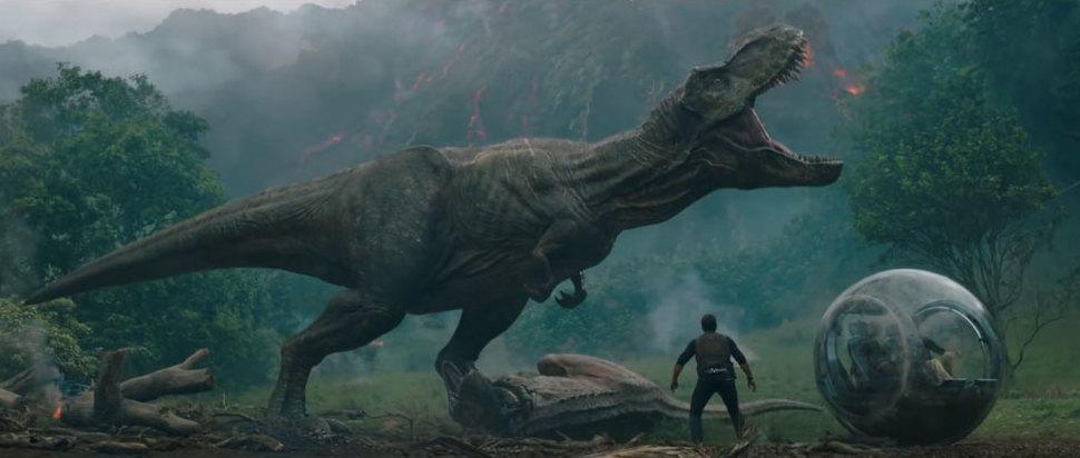 Jurassic World: Fallen Kingdom,