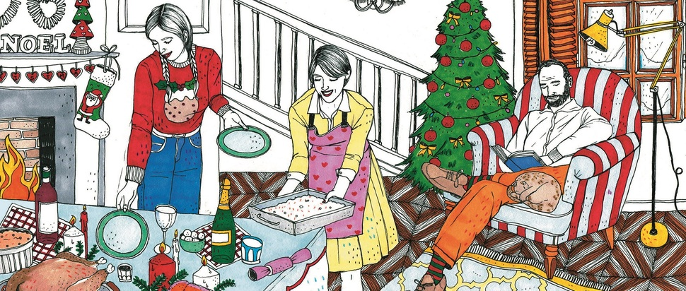 Emotional Labour at Christmas