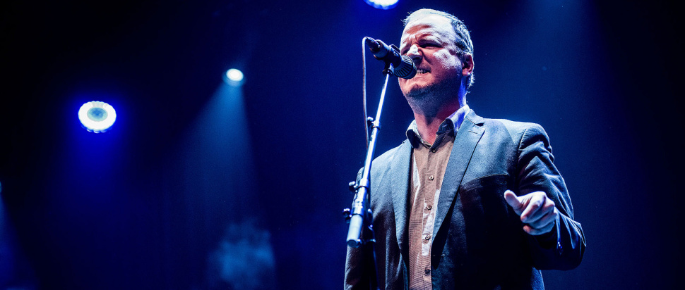 Protomartyr live at Le Guess Who?, Utrecht, 2017