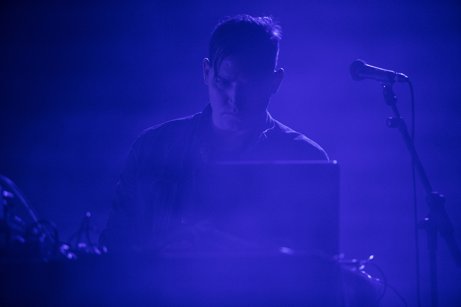 Prurient live at Le Guess Who?, Utrecht, 2017