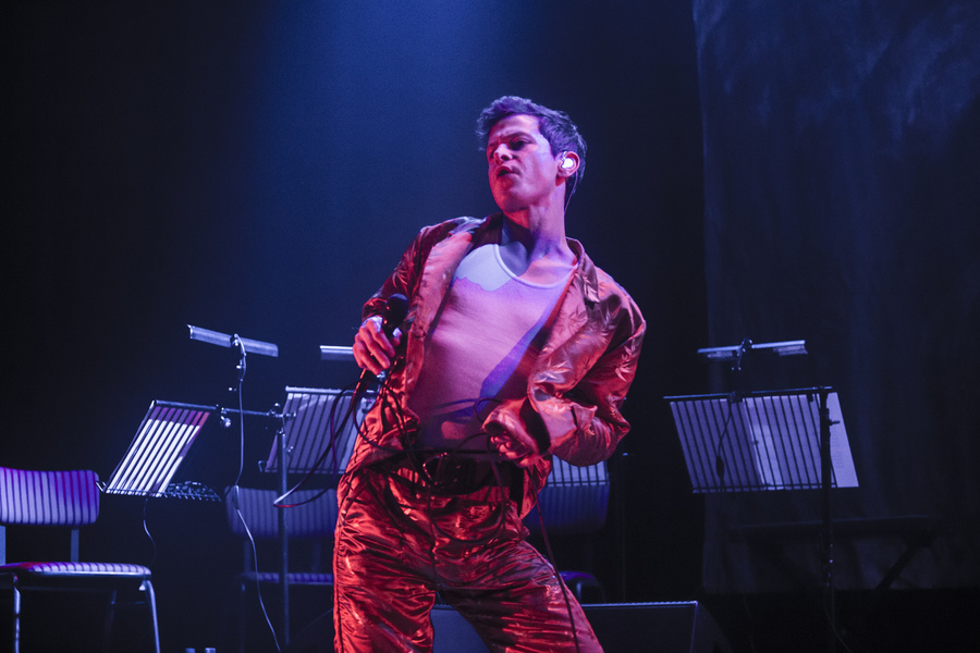 Perfume Genius live at Le Guess Who?, Utrecht, 2017