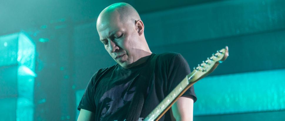 Mogwai live at The SSE Hydro, Glasgow