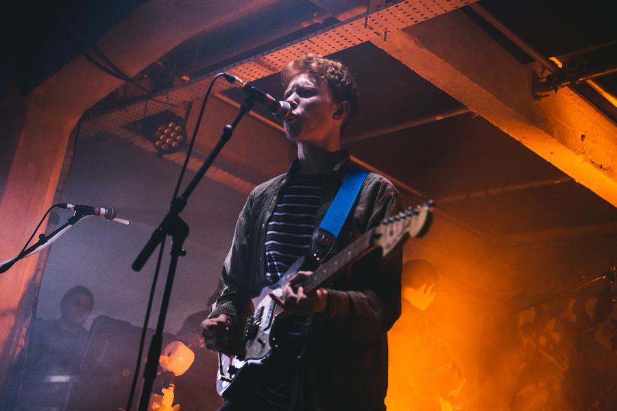 King Krule live at SWG3 TV Studio, Glasgow