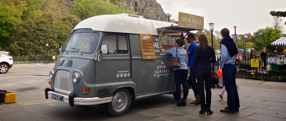 Crema Caravan