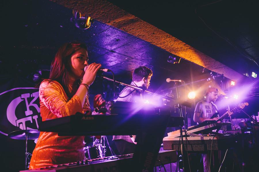 Boohoohoo live at King Tut's, Glasgow