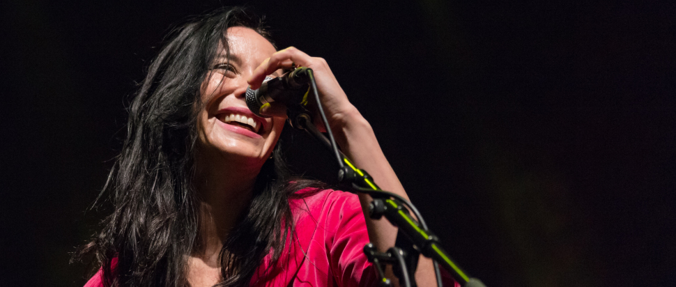 Nerina Pallot, Roaming Roots Revue, Royal Concert Hall, Glasgow