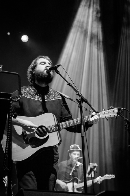 Pictish Trail, Roaming Roots Revue, Royal Concert Hall, Glasgow