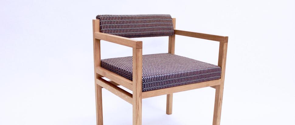 Heather Shields, Govan Vector Chair