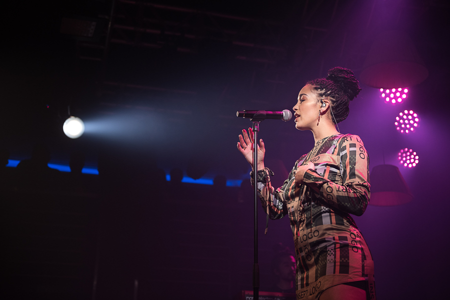 Image result for jorja smith live
