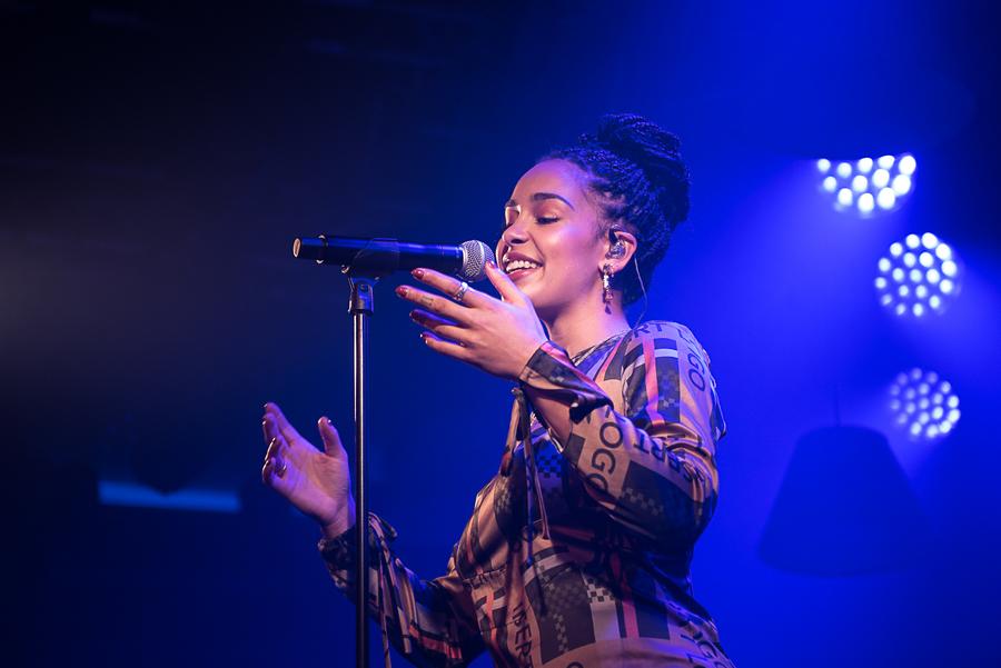 Jorja Smith Live Review The Liquid Room Edinburgh The