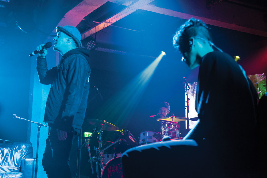 Nightmares On Wax live at SWG3, Glasgow