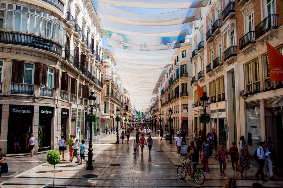 Calle Marqués de Larios