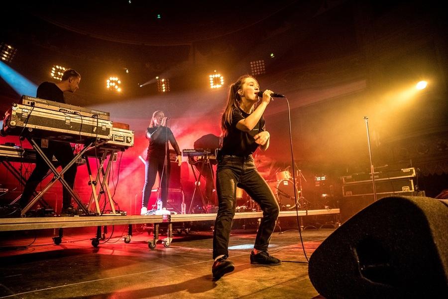 Sigrid live at Stadsschouwburg, Groningnen