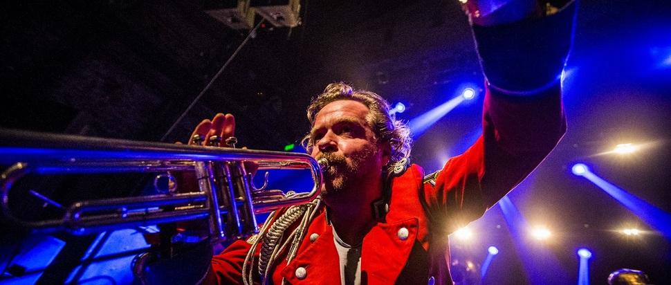 Meute live at Grand Theatre, Groningen