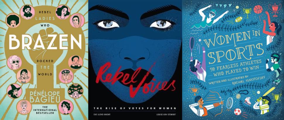 5 Books for International Women's Day