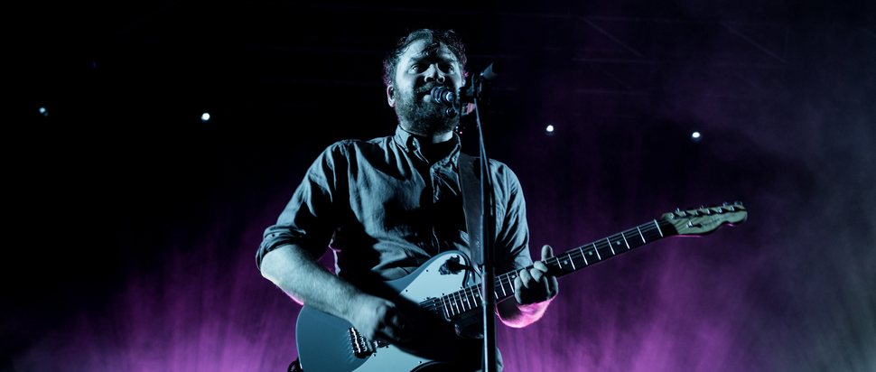 Frightened Rabbit live at The O2 Academy, Glasgow