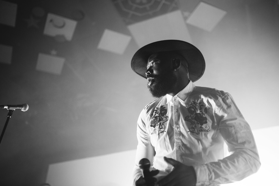 Young Fathers live at The Barrowlands, Glasgow