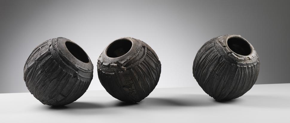 Patricia Shone Erosion Bowls