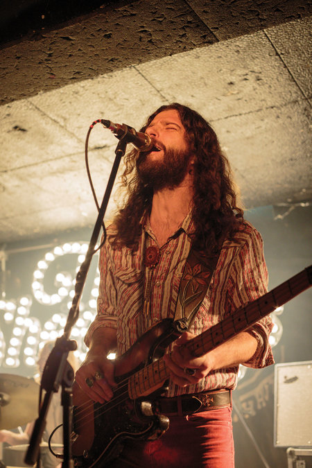 The Sheepdogs live at King Tuts, Glasgow