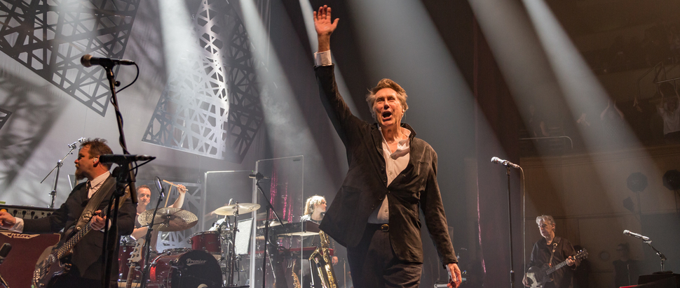 Bryan Ferry live review: Glasgow Royal Concert Hall - The Skinny