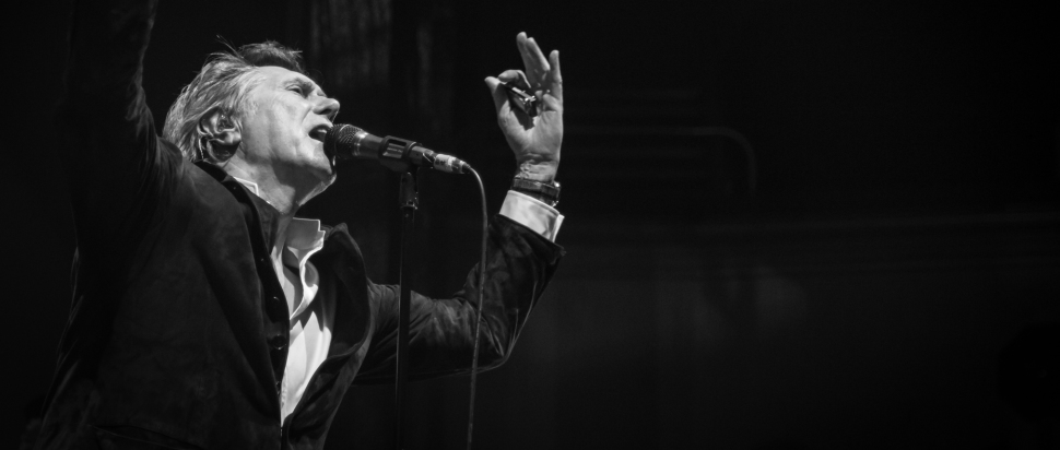 Bryan Ferry live at the Glasgow Royal Concert Hall
