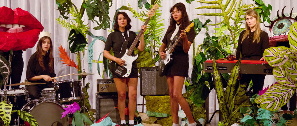 La Luz – Floating Features