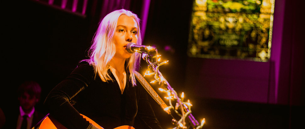 Phoebe Bridgers live at Saint Luke's, Glasgow