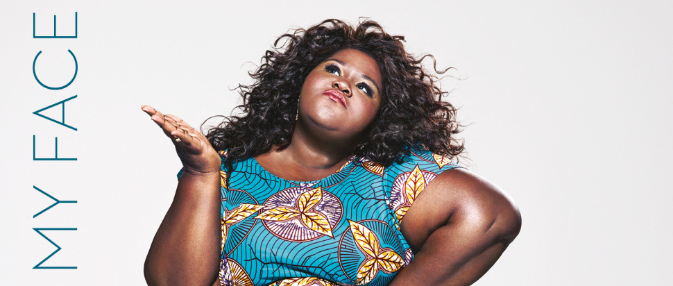 This Is Just My Face, Try Not To Stare, Gabourey Sidibe