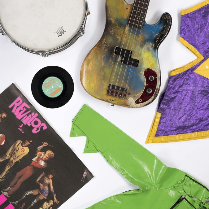 The Rezillos assorted objects
