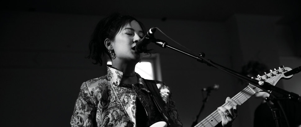 Japanese Breakfast live at Mono, Glasgow