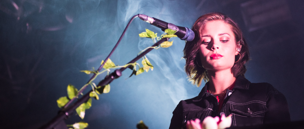 Nina Nesbitt live at The Liquid Room, Edinburgh