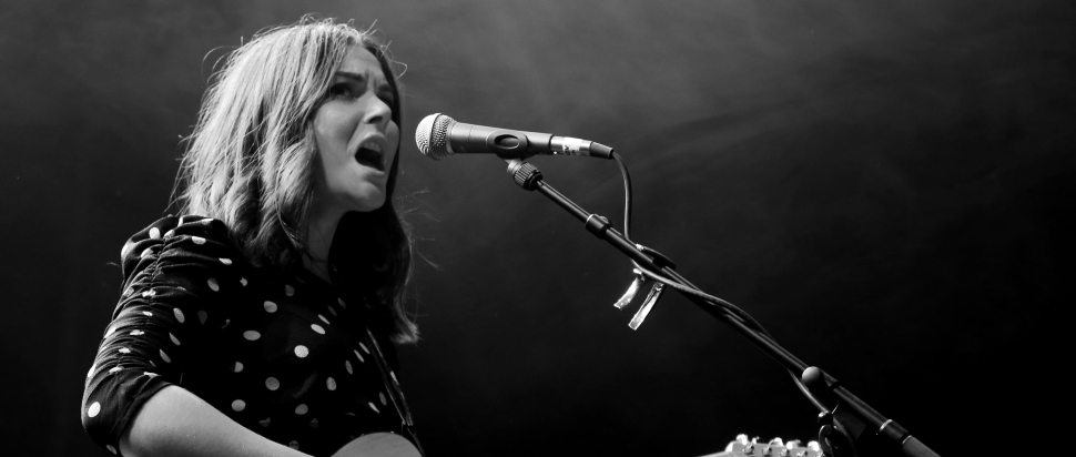 Honeyblood (Solo) live at Hidden Door 2018