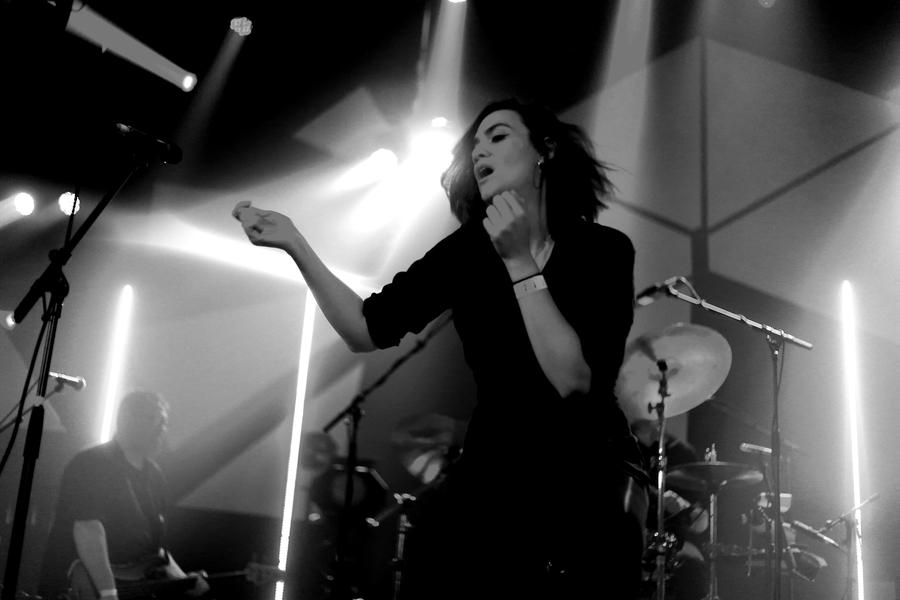 Nadine Shah live at Hidden Door 2018