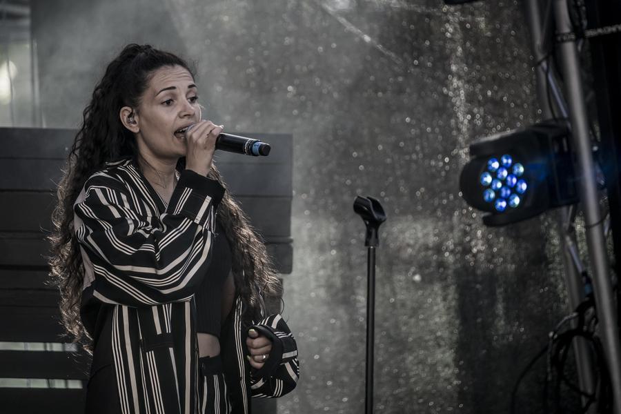 Kaaliyah at SPOT Festival 2018