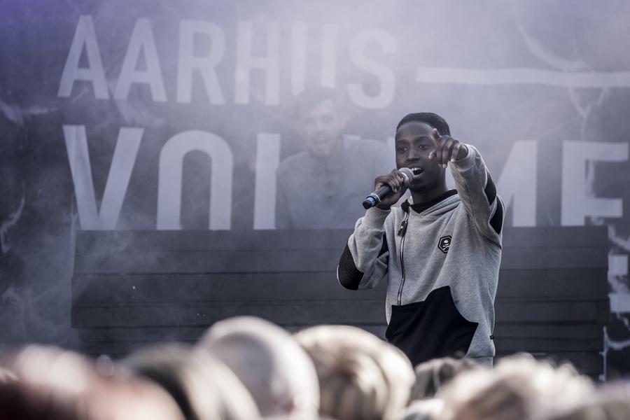 Omar at SPOT Festival 2018
